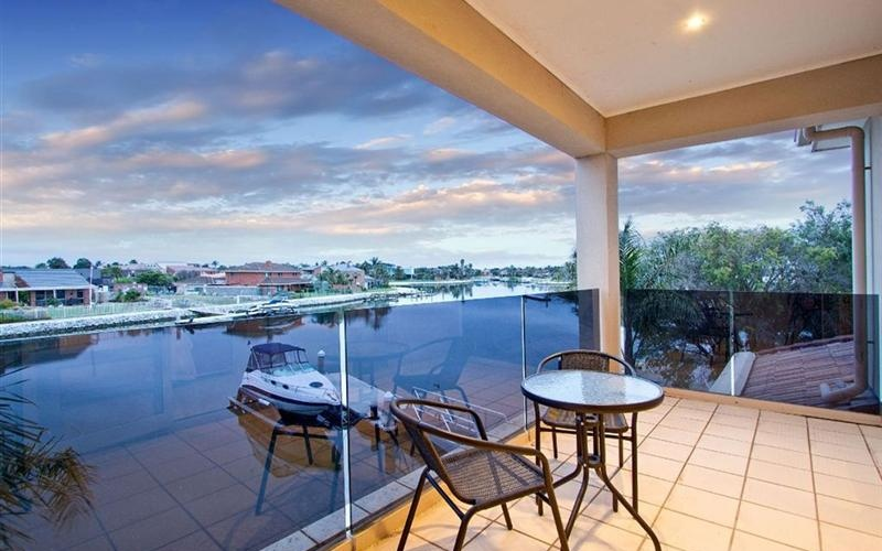 Perfect Waterfront Location with Private Boat Mooring